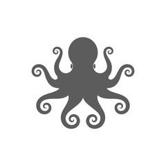 Octopus. Logo