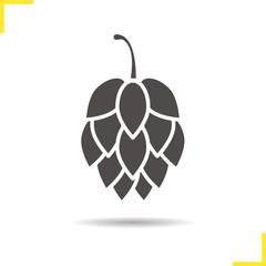 Hop cone icon