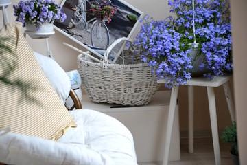 Дизайн помещения, балкон,летний сад