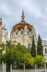 Church of San Manuel y San Benito, Madrid