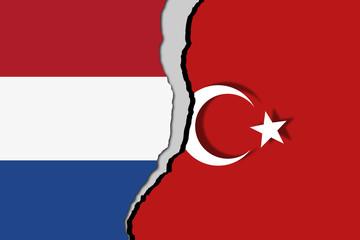 Crisis NL-Turkey, symbol