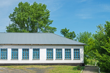 Old rural school
