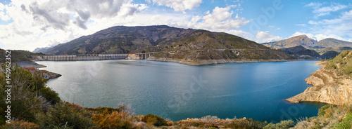 Fototapete Rules Reservoir