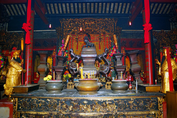 Hong Kung Buddhist Temple, Macao