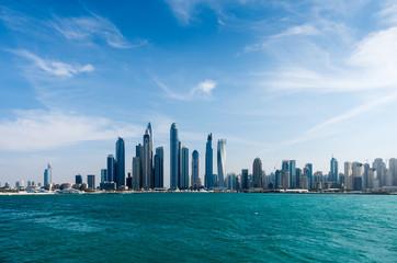 Fototapeta Dubai skyline obraz