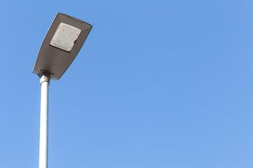 Moderne LED Straßenbeleuchtung