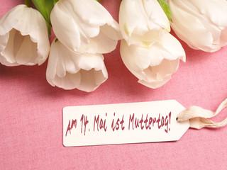 Am 14. Mai ist Muttertag