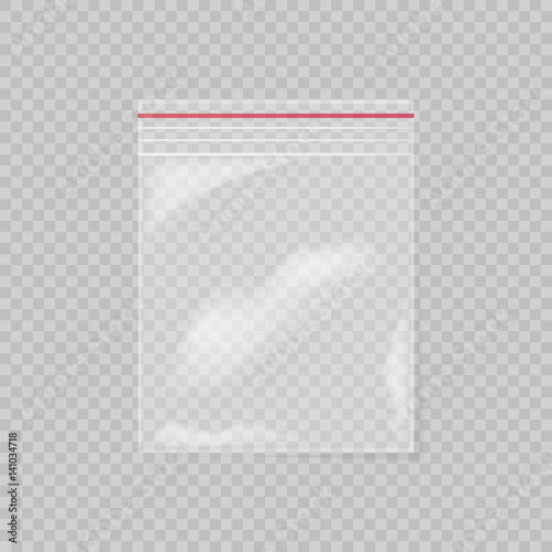 Quot Plastic Bag Isolated On Transparent Background Empty