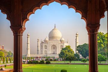 Taj Mahal, Agra, India Fototapete