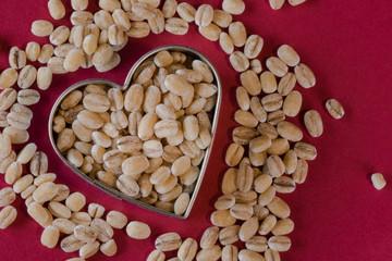 Heart healthy barley