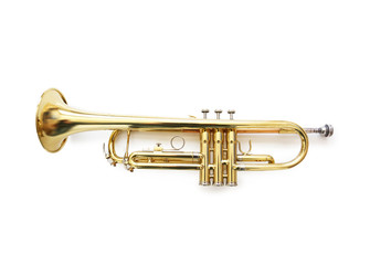 Brass Trumpet