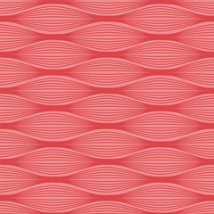 muscle tissue seamless pattern
