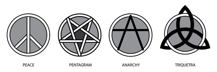 symbols set