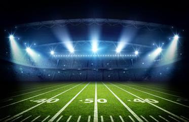 American Soccer Stadium, 3d rendering