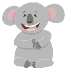 koala bear animal character