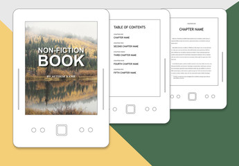 Non-Fiction Book Layout for ePub