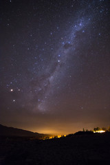 Milky way at Lake Tekapo 3