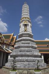 Statue Wat Pho Bangkok Thailand