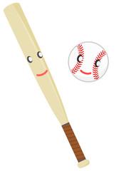 野球 イメージ 擬人化