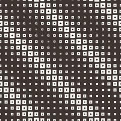 Seamless halftone square pattern.