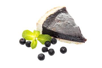 Black currant jam cake
