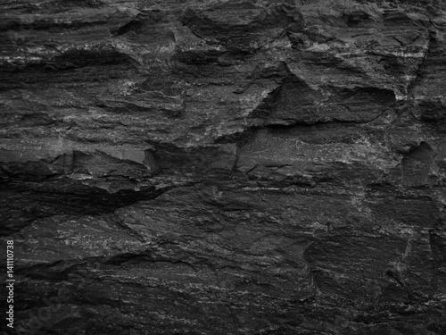 Black Stone Texture With Black Stone Texture Texture
