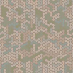 Modern seamless digital desert camo background pattern. Vector illustration. Design element.