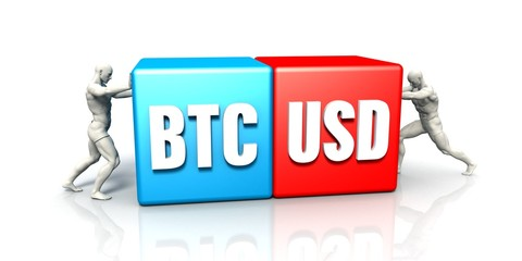 BTC USD Currency Pair