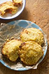 Tomato mozarella pastries