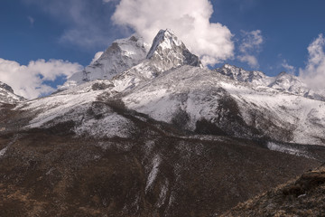 Everest Base Camp Hiking Adventure Mountains