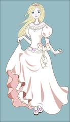 brid princess and wind