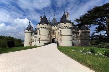 Castle Chaumont-sur-Loire, France