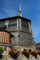 Eglise Sainte-Catherine de Honfleur, Normandie