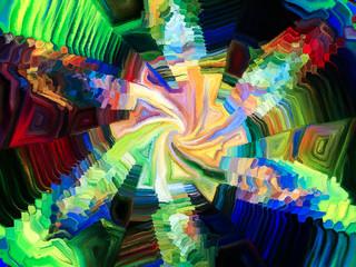 Organic Pattern Background