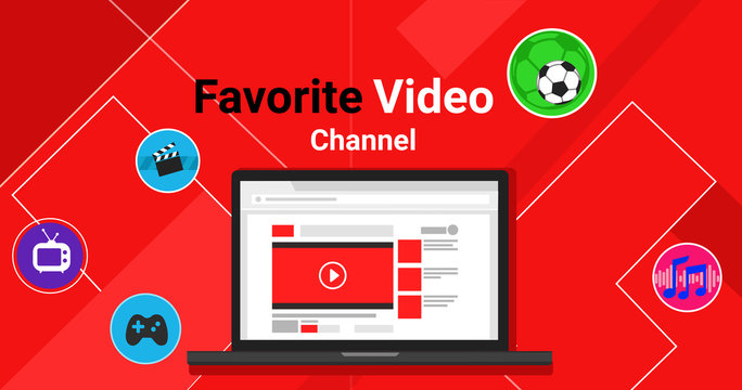 Viral video and most popular channel and trending on internet