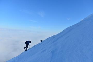 zorlu tırmanış & kış yürüyüşü
