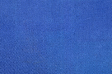 Blue canvas texture