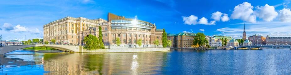 Parlement de Stockholm, Suède