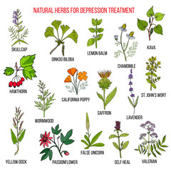 Best herbal remedies for deppression