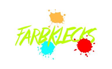 Farbklecks