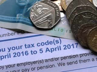 2017 Tax Code