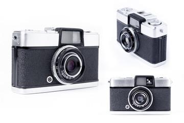 Vintage compact camera.