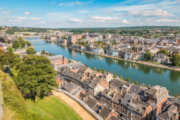 Namur city in Belgium
