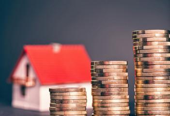 Hohe Preise für Immobilien