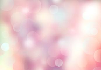 Pastel colors soft blurred spring Easter background.