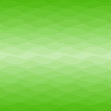 Gradual wavy yellow green background