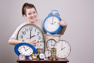 Uhrenumstellung auf Sommerzeit