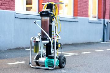 Nettoyeur haute pression à moteur thermique