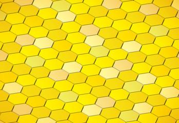 背景 テクスチャー 六角形
