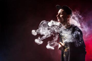 Tricks with steam. Tricks with smoke.